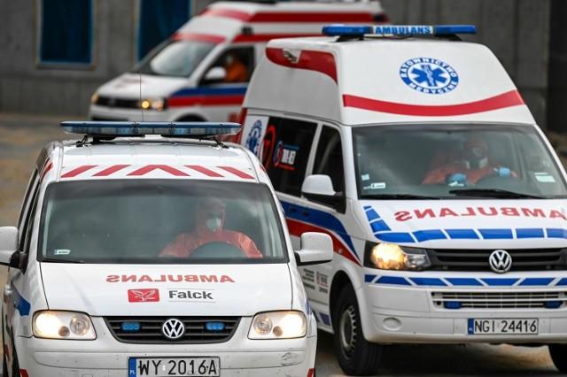 We wtorek 23 lutego odnotowano 6310 nowych przypadków koronawirusa