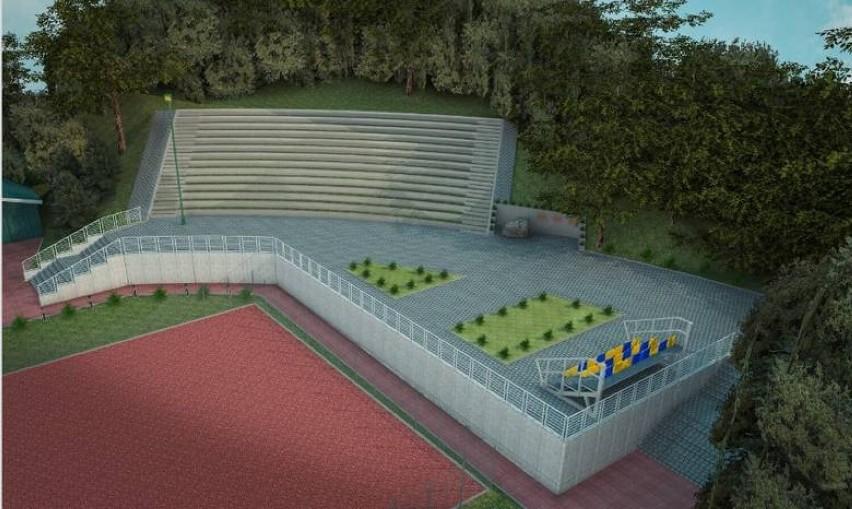 """Legendarna """"Górka"""" będzie wyremontowana? Trwa mobilizacja kibiców Arki, na projekt można już głosować"""