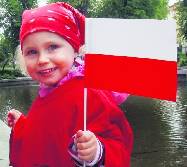 Dzień Flagi świętujemy od 2004 roku