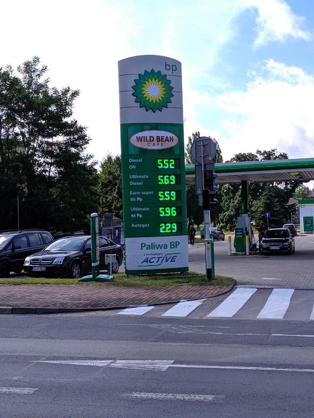 Stacja BP Lubliniec