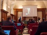 Włodzimierz Bodnar z Przemyśla we włoskim Senacie opowiadał o amantadynie i leczeniu COVID-19. Jako jedyny lekarz z Polski [ZDJĘCIA]