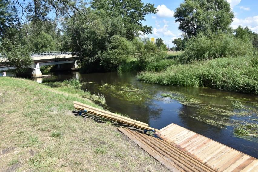 W pobliżu rzeki Wieprzy w Sławnie znajduje się miejsce...