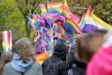 Do trzech razy sztuka. To był najspokojniejszy Marsz Równości jaki przeszedł ulicami Lublina
