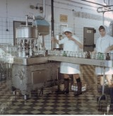 Raciborska mleczarnia w 1970 roku dostarczała mleko, masło i twaróg na cały Śląsk