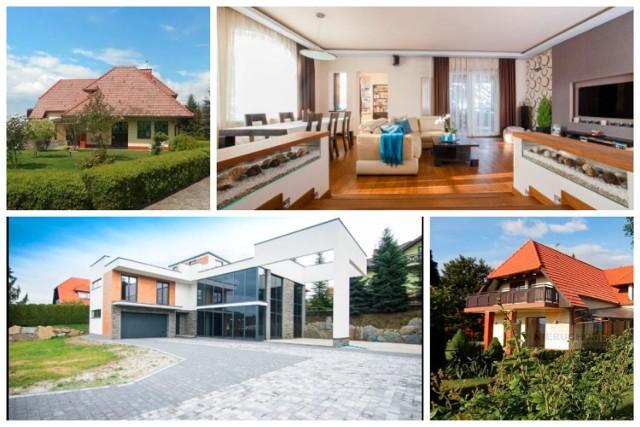 Oto luksusowe wille na sprzedaż w Nowym Sączu. Wszystkie oferty pochodzą z serwisu otodom.pl