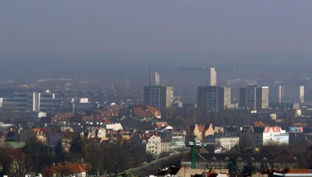 Czy w Poznaniu jest smog? Sprawdź stan zanieczyszczenia powietrza w piątek, 8 stycznia.