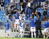 Tak Lech Poznań cieszył się po zdobytych golach podczas meczu przyjaźni z Cracovią [ZDJĘCIA]
