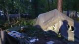 Potężna nawałnica zniszczyła obóz harcerzy ze Śląska. Drzewa zmiażdżyły namioty. Dzieci z Rudy Śląskiej i Katowic zostały ewakuowane