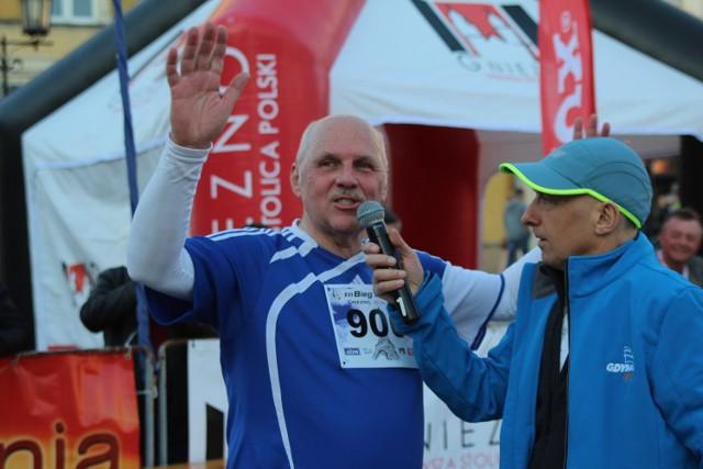 Od początku Biegu Europejskiego do Gniezna przyjeżdża wyjątkowy uczestnik - Tomasz Zubilewicz. Nie inaczej było w tym roku, gdy stanął na starcie w szranki z pozostałymi biegaczami i biegaczkami.