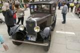 Mercedes, maluch, wartburg, żuk. Kultowe samochody i motocykle na Placu Wolności. Zobacz film i zdjęcia