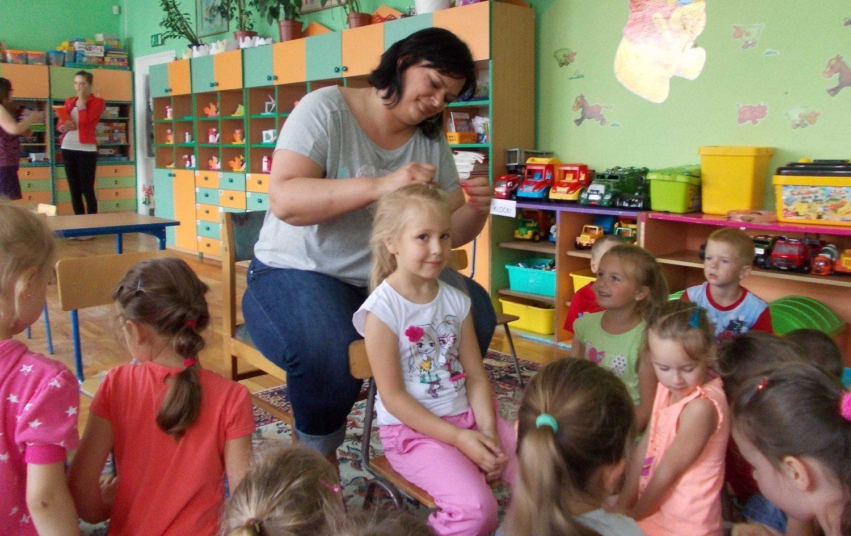 Fryzjerka W Przedszkolu Nr 8 W Malborku Powstały Ciekawe Fryzury