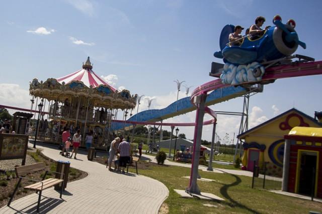 Energylandia: rodzinny park rozrywki w Zatorze zdjęcia, cennik, atrakcje