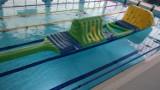Nowe atrakcje na Krytej Pływalni w Chrzanowie. Wakacyjny tor przeszkód [ZDJĘCIA]
