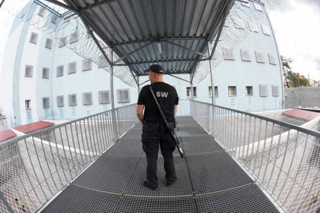 Tak wygląda areszt śledczy za murami, miejsce, do którego na co dzień zielonogórzenia nie mają wstępu.