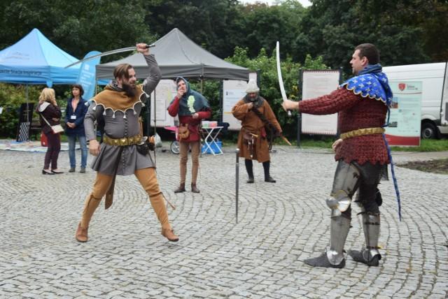 Zakończenia Europejskich Dni Dziedzictwa pod basztą Dorotką
