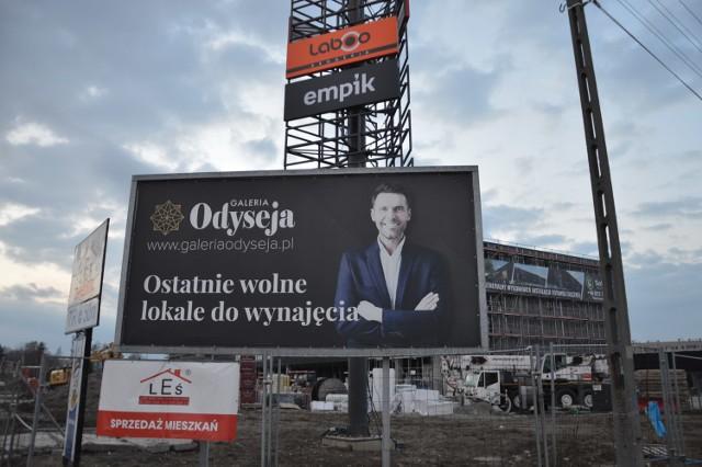 Budowa Galerii Odyseja w Brzesku jest już na ukończeniu