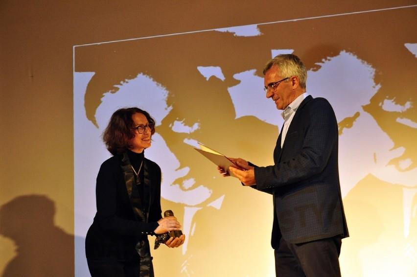 Elżbieta Piórecka została laureatką tegorocznej edycji...