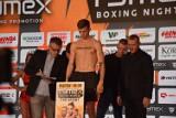 TYMEX Boxing Night w Obornikach. Ważenie zawodników! Kto wystąpi? [ZDJĘCIA]