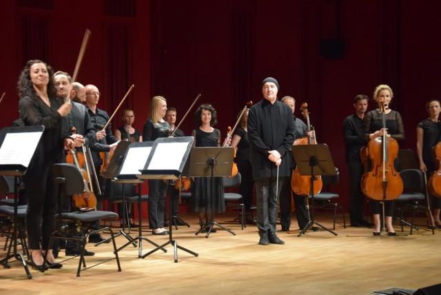 Aukso Orkiestra Kameralna Miasta Tychy pod dyrekcją Marka Mosia