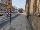 Kolejna awaria wodociągowa na ul. Franciszkańskiej. Nie jeżdżą tramwaje, utrudnienia dla kierowców