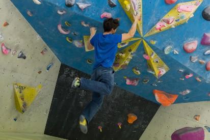 Scianka Wspinaczkowa Obiekto Tak Wyglada Bouldering Na Pradze