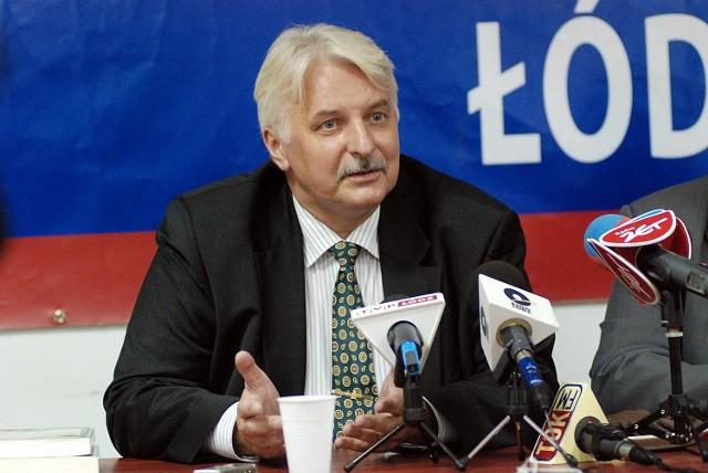 Witoldowi Waszczykowskiemu ukradziono laptopa.