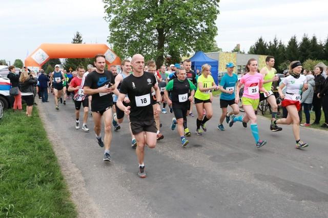 W biegu wystartowało 116 zawodników z zachodniej Polski.