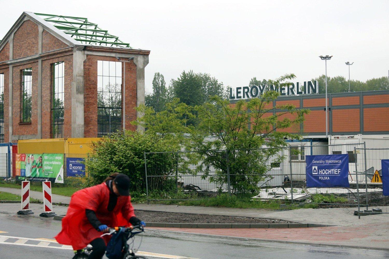 Nowy Sklep Leroy Merlin W Katowicach Na Terenie Po Hucie Baildon Kiedy Otwarcie Zdjecia Katowice Nasze Miasto