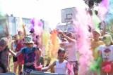 Holi festiwal - święto kolorów. Zrobiło się naprawdę kolorowo!