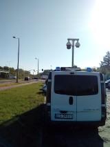 W Grudziądzu wykorzystują mobilny monitoring do karania kierowców