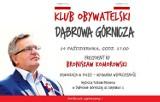 Bronisław Komorowski w Dąbrowie Górniczej