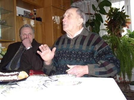 Wincenty Manejkowski skończył 102 lata!