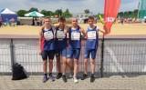 Lekkoatleci Agrosu Żary przywieźli z mistrzostw Polski srebro w sztafecie!