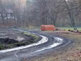 Park Czarna Góra W Olkuszu przechodzi generalny remont
