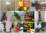 Niedziela Palmowa 2020 w powiecie puckim: mieszkańcy przygotowali piękne, tradycyjne palmy z okazji tego święta   ZDJĘCIA
