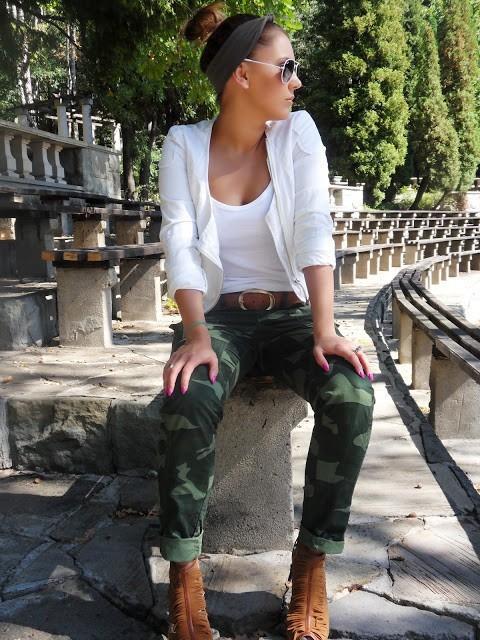 Sandra Spałek walczy w Modowej Bitwie Miast.