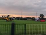 Dramat na meczu w Kruszynie pod Brzegiem. Jeden z piłkarzy zasłabł na boisku, reanimacja trwała 45 minut!
