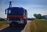 Dwa audi zderzyły się na drodze w gminie Tuchomie. Kierowca jednego nie ustąpił pierwszeństwa. Bytowska kronika policyjna