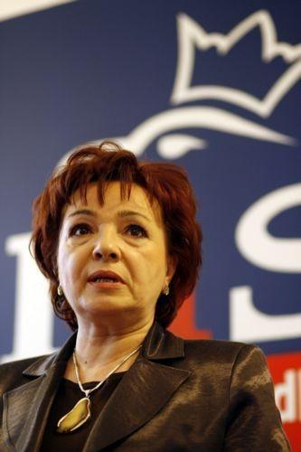 Elżbieta Witek: - Nie wierzę w cuda, że przed burmistrzem Groniczem woda by się rozstąpiła.