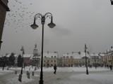Zima Żory: Zobacz zdjęcia naszego Rynku zimową porą!