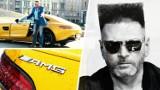 Superauto detektywa Krzysztofa Rutkowskiego wystawione na sprzedaż [ZDJĘCIA]
