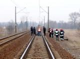 Wypadek w Solcu Kujawskim. Nie żyje mężczyzna potrącony przez pociąg