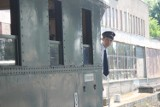 """Pociąg turystyczny """"Wagabunda"""" - """"Brzostek"""" odwiedził dwukrotnie Krotoszyn [ZDJĘCIA + FILMY]"""