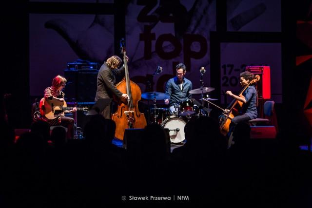 Jazztopad zaprosił na free jazzowe granie