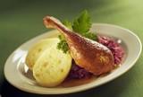 Gęsina na Świętego Marcina w Poznaniu: Restauracje na 11 listopada przygotowały specjalne oferty dań z gęsi. Gdzie zjesz gęsinę?