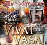 U sąsiadów. Vivat Vasa 2020 w Gniewie. Festiwal historyczny od piątku do niedzieli