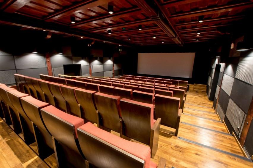 Kino na Bursztynowym Szlaku w Pruszczu ponownie otwarte. Seanse kinowe już w przyszłym tygodniu. Sprawdź repertuar