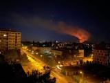 Wrocław. Zobaczcie, co paliło się w nocy nad Odrą (ZDJĘCIA)