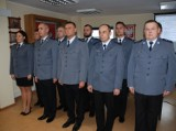 Wyróżnienia dla ostrowskich policjantów. Jedenastu funkcjonariuszy mianowano na wyższe stanowiska służbowe