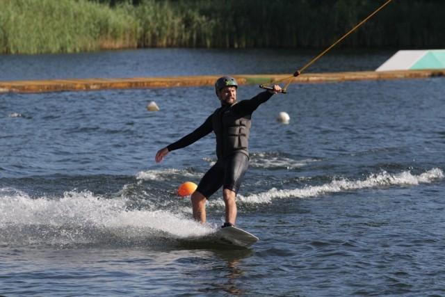Najlepsi zawodnicy powalczą w Wake Zone Stawiki w Sosnowcu. To tutaj odbędą się Mistrzostwa Świata w Narciarstwie Wodnym